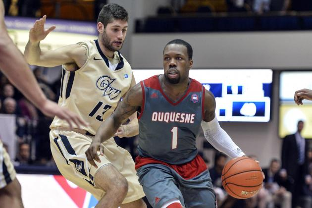 Duquesne Men's Basketball Team Stranded on Pennsylvania Turnpike by Blizzard