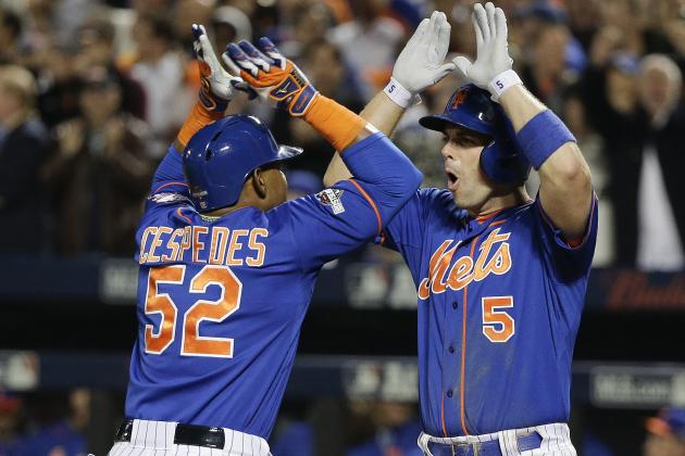 David Wright Comments on Having Yoenis Cespedes as a Teammate