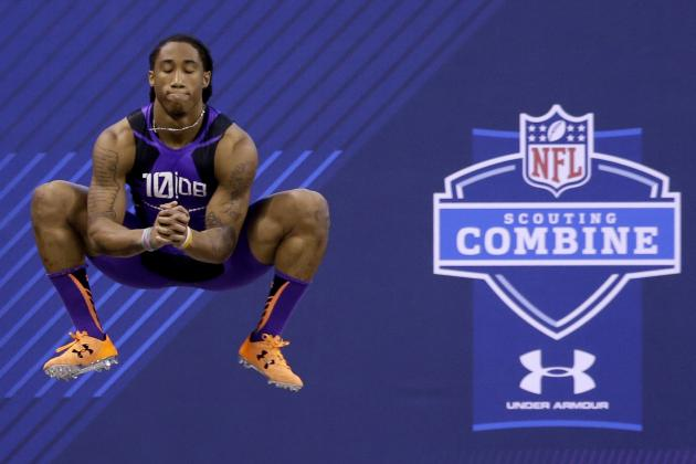NFL Combine to Remain in Indianapolis Through 2020
