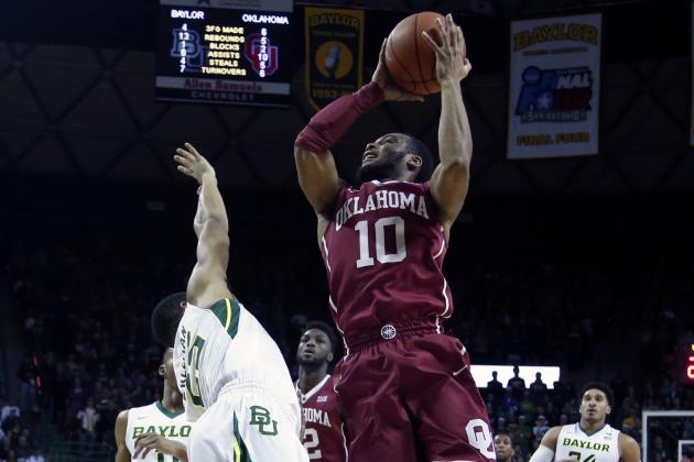 Oklahoma vs. Baylor: Live Score, Highlights and Reaction
