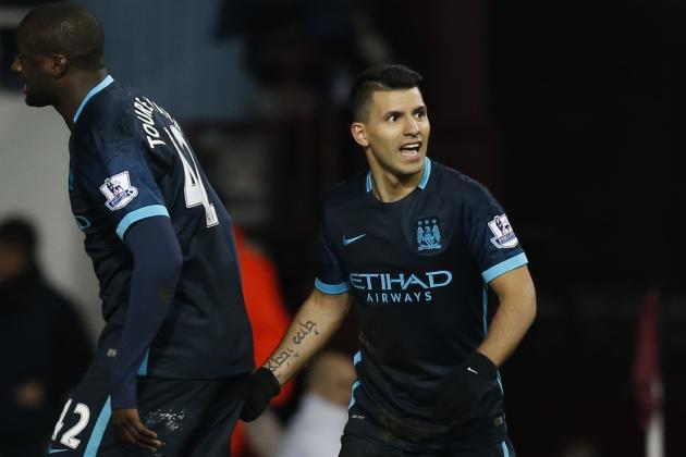 West Ham vs. Manchester City: Score, Reaction from 2016 Premier League Match