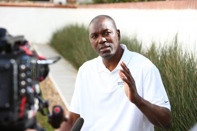 Hakeem Olajuwon Comments on Donald Trump's Presidential Campaign