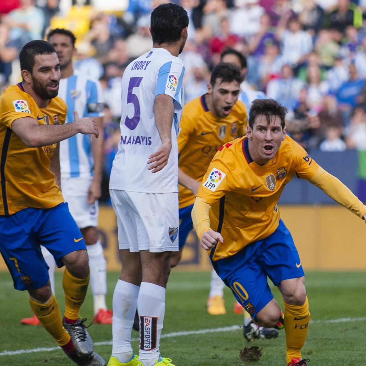 La liga results 2016 week 21 final scores and updated - La liga latest results and table ...