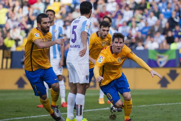 La Liga Results 2016 Week 21: Final Scores and Updated Table After Saturday