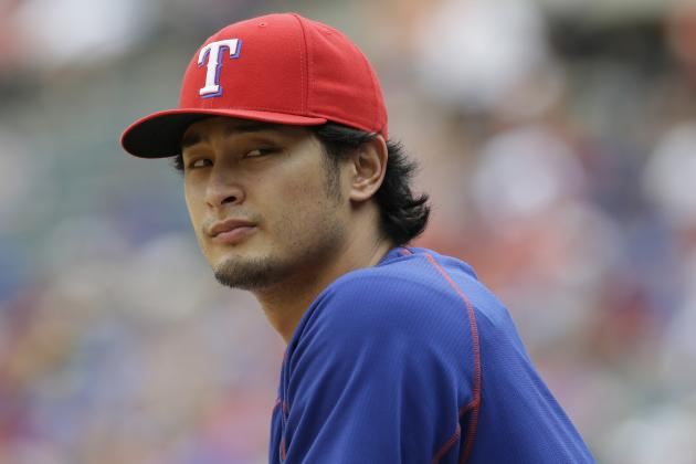 Yu Darvish Reportedly Cleared in MLB Gambling Investigation