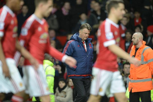 Louis Van Gaal Can Have No Excuses as Manchester United Fans Turn on Him