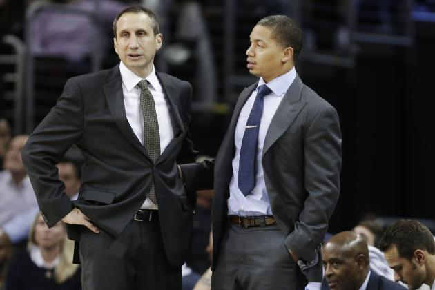 Tyronn Lue Says He Thinks David Blatt Should Coach All-Star Game Despite Firing
