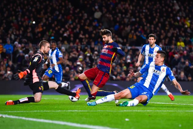 Gerard Pique's Importance Highlighted by Barcelona's Struggle Against Malaga
