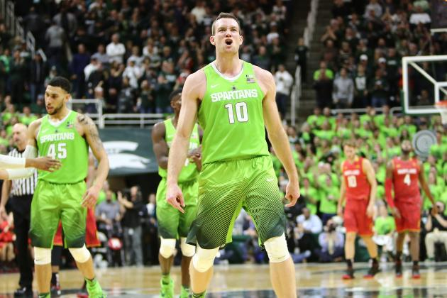 Michigan State Breaks Out of Funk as Matt Costello Helps Fuel Sparty Resurgence