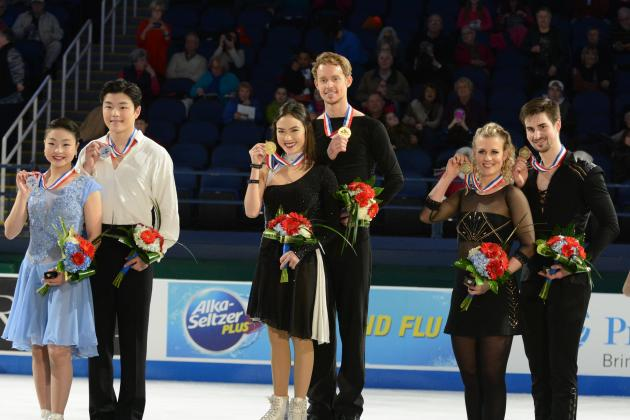 US Figure Skating Championships 2016: Results, Latest Schedule After Saturday