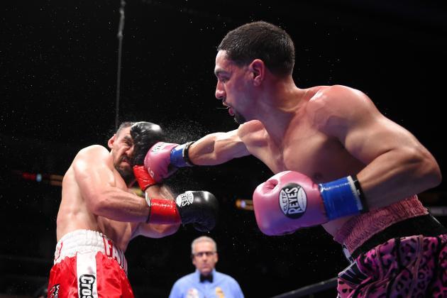 Danny Garcia vs. Robert Guerrero: Winner, Scorecard and Reaction