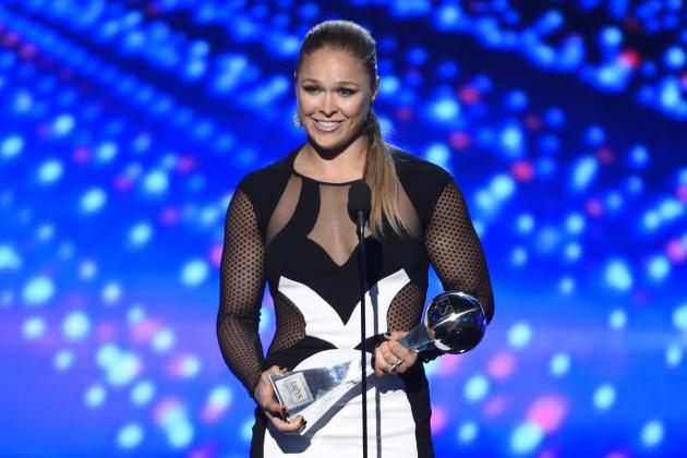 Ronda Rousey Hosts SNL: Funniest Moments, Highlights and Twitter Reaction