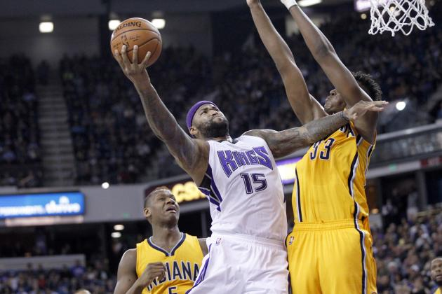 DeMarcus Cousins vs. Pacers: Stats, Highlights and Twitter Reaction