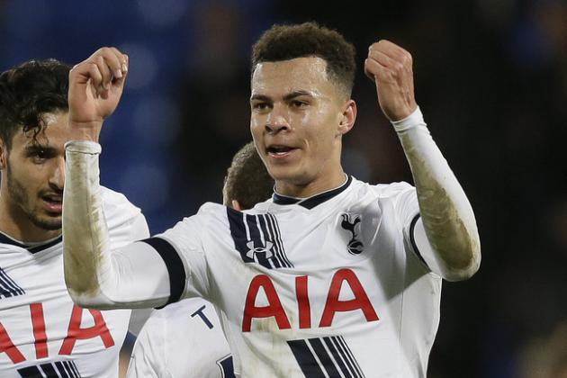 Risk-Taking Tottenham Hotspur Continue to Thrill with Win over Crystal Palace
