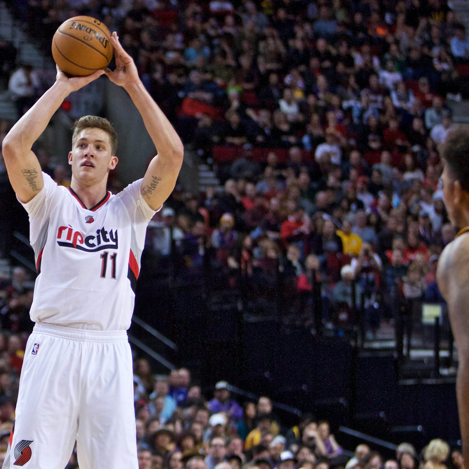 Blazers Vs Lakers: Lakers Vs. Trail Blazers: Score, Video Highlights And