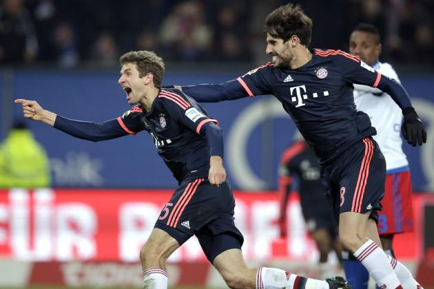 Why Thomas Muller Will Be Bayern Munich's X-Factor in 2nd Half of Season