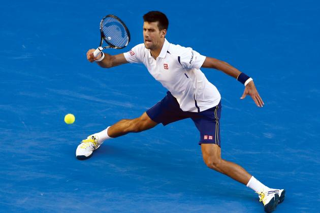 Novak Djokovic vs. Gilles Simon: Score and Reaction from 2016 Australian Open