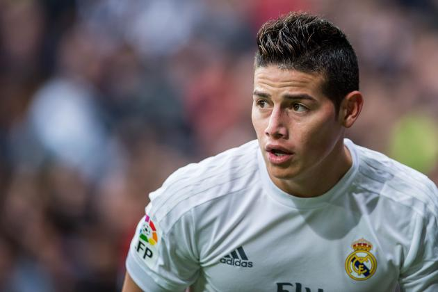Manchester United Transfer News: Latest on James Rodriguez, Mattia Perin Rumours