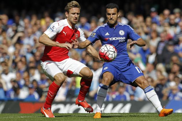 Arsenal vs. Chelsea: Live Score, Highlights from Premier League London Derby