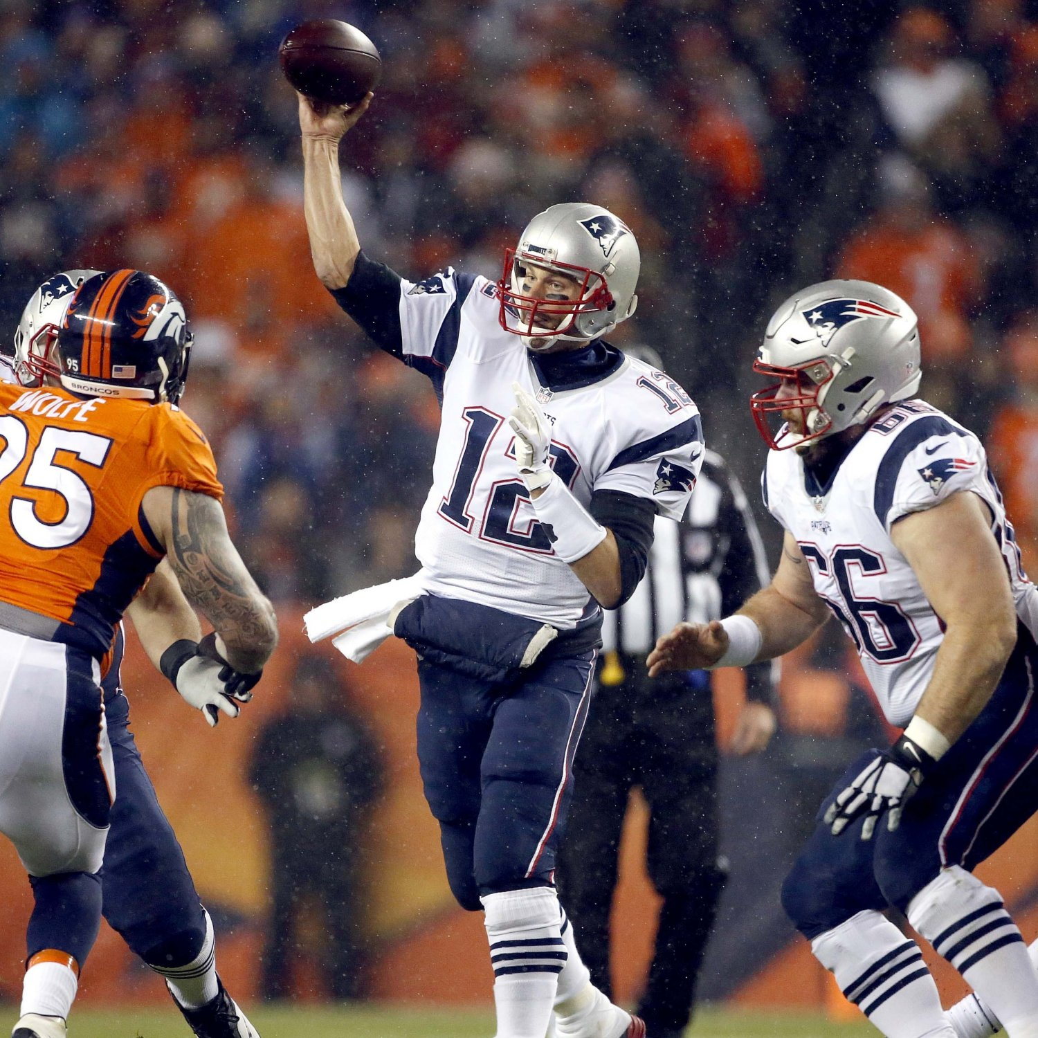 San Diego Chargers Game Live Stream: AFC Championship Game 2016: Live Stream, Odds Guide For