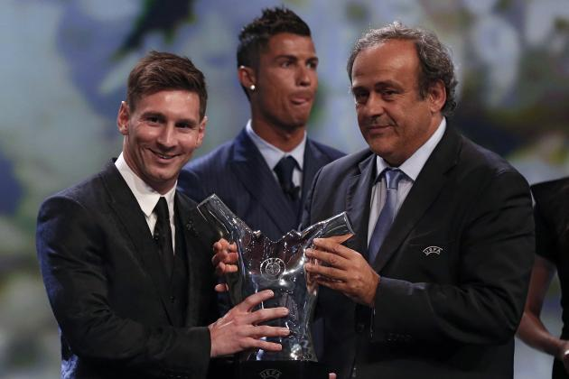 Lionel Messi Reportedly Rated Above Cristiano Ronaldo by Real Madrid Executives
