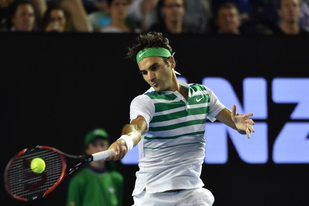 Roger Federer vs. David Goffin: Score and Reaction from 2016 Australian Open