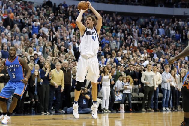 Dirk Nowitzki Won't Compete in 2016 Rio Olympics, Retires from German Team