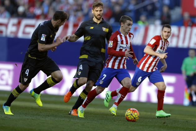La Liga Table 2016: Sunday's Week 21 Results and Updated Standings