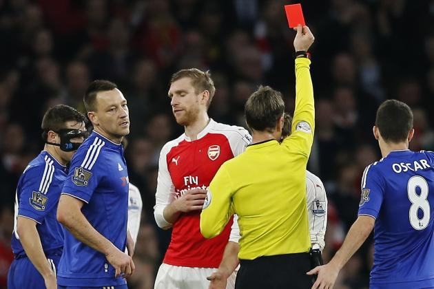 Arsenal vs. Chelsea: Score, Reaction from 2016 Premier League Match