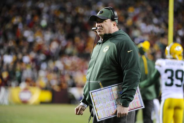 Mike McCarthy Reportedly 'Fed Up' with GM Ted Thompson's Free-Agency Approach