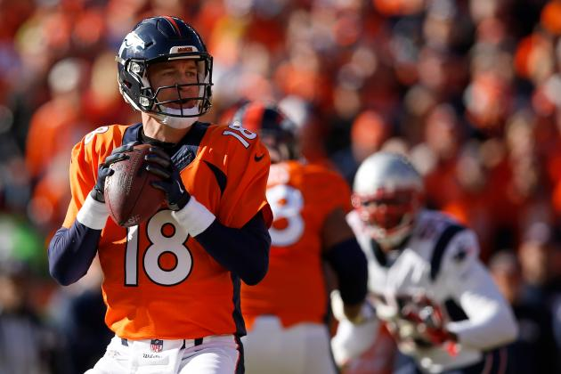 New England Patriots vs. Denver Broncos: Live Score, Highlights and Analysis