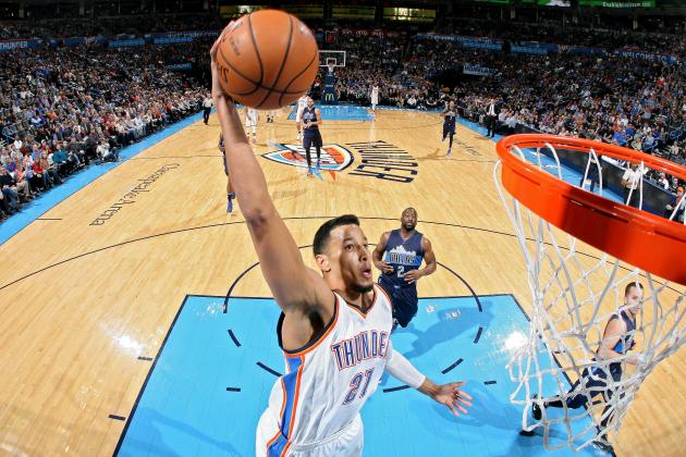 Andre Roberson Injury: Updates on Thunder Guard's Knee and Return