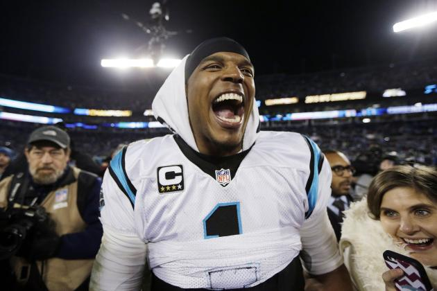 Cam Newton Is the Breath of Fresh Air the Super Bowl and the NFL Need