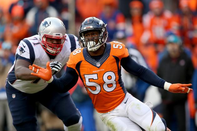 Denver Broncos Defense Wins AFC Championship with Pass Rush