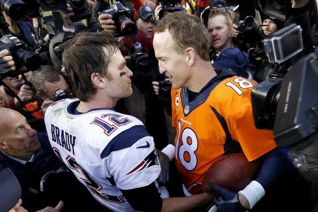 AFC Championship Game 2016: Final Score, Highlights from Patriots vs. Broncos