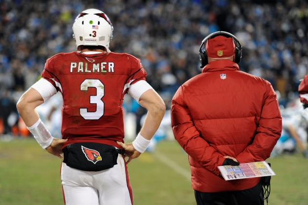 Carson Palmer, Bruce Arians Comment on Loss to Panthers in NFC Championship