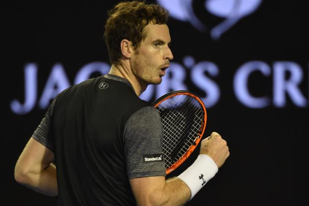 Andy Murray vs. Bernard Tomic: Score and Reaction from 2016 Australian Open