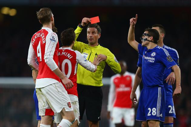 Why Arsenal's Premier League Title Hopes Are Hurt by Defeat Against Chelsea