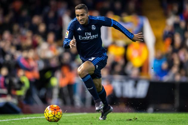 Benching of Dani Carvajal for Danilo Continues Real Madrid's Habit for Self-Harm