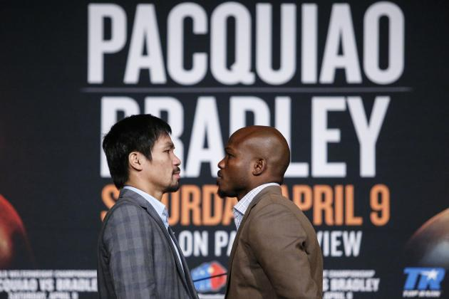 Tim Bradley Implies He'll Attack Manny Pacquiao's Shoulder After Injury