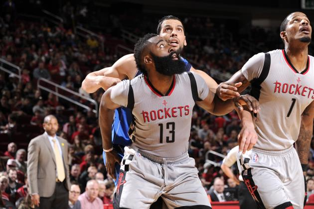 Harden Records 2nd Triple-Double of Season in Win over Mavericks