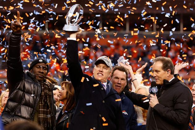 Broncos Tie Record by Reaching Super Bowl for 8th Time