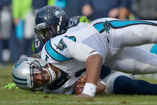 Panthers O-Line Entering Unfamiliar Territory Against Broncos Pass Rush