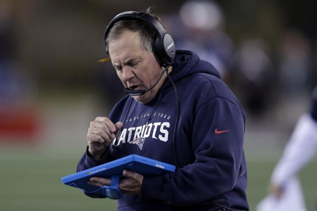 NFL Releases Statement on Patriots' Tablet Issue During Loss vs. Broncos