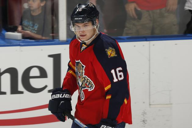 Aleksander Barkov, Panthers Agree on New Contract: Details, Comments, Reaction