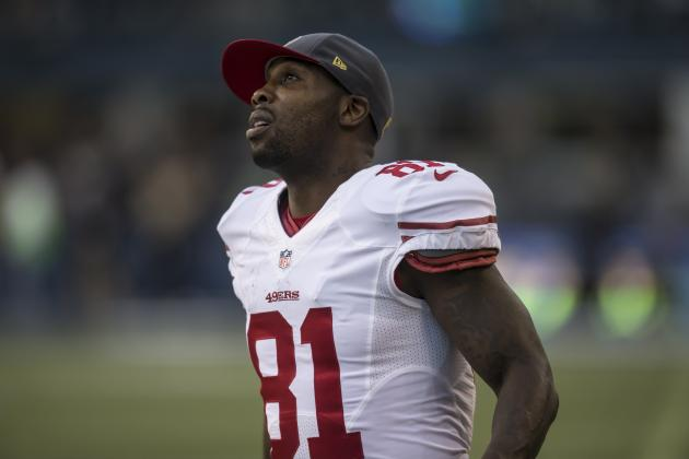 Anquan Boldin Named 2015-16 Walter Payton Man of the Year: Comments and Reaction