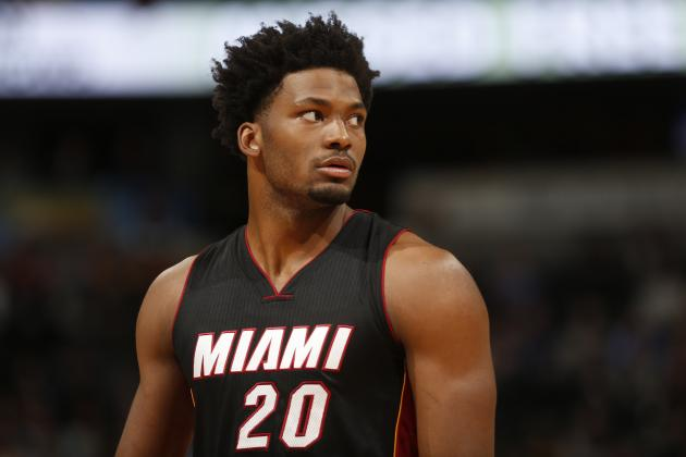 'Raising the Bar Every Game,' Justise Winslow Becoming Exactly What Heat Wanted