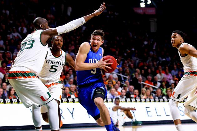 Duke vs. Miami: Score and Reaction from 2016 Regular Season