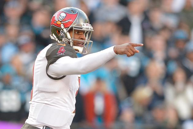 Jameis Winston Replaces Tom Brady at 2016 NFL Pro Bowl