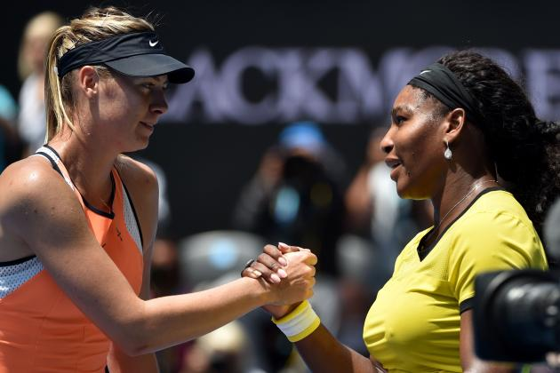 Serena Williams Quiets Growing Doubts in Australian Open Win vs. Maria Sharapova
